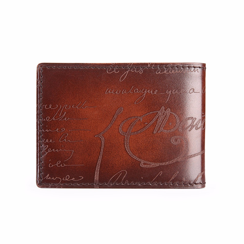 ФОТО TERSE_Hot Selling Driving License Wallet Handmade Cowhide Leather License Bag Card Wallet Card Holder Lettering Fashion Bag