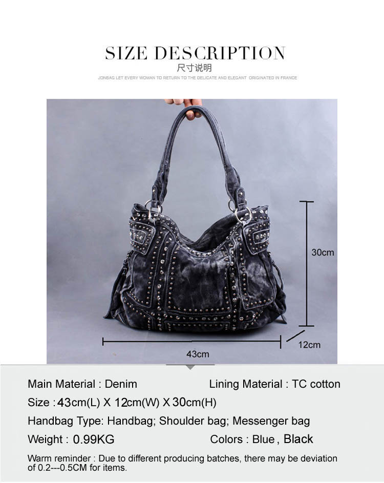 Ipinee design do vintage moda denim feminina