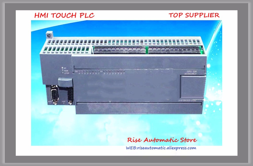 NEW 14 input 10 transistor output PLC CPU224TH-24 replace S7-200 6ES7214-1AD23-0XB0 Support original expansion module + 3PPI
