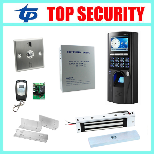 Купить TCP/IP 3000 users standalone biometric fingerprint time attendance and access control system with RFID card reader door opener в Москве и СПБ с доставкой недорого