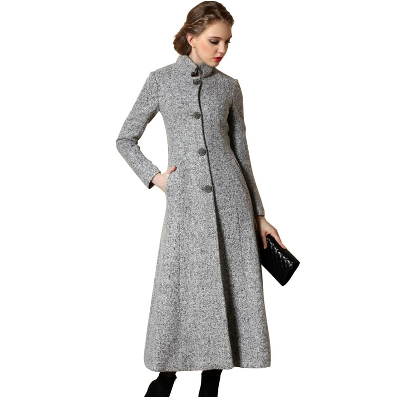 Popular Maxi Winter Coats-Buy Cheap Maxi Winter Coats lots from
