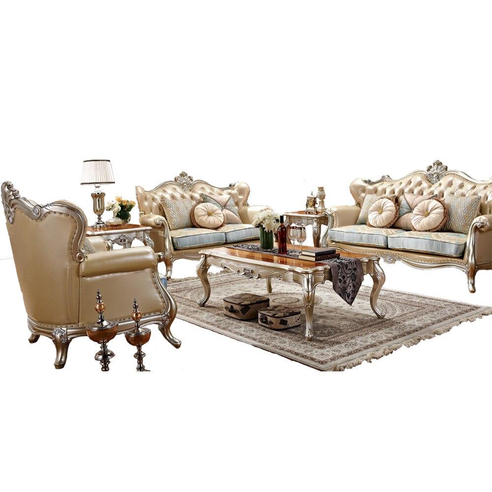 Antique Sofa Set Living Room Sofas