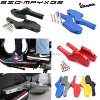 for Vespa GT GTS GTV 60 125 200 250 300 300ie foot extension pedal