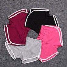 Femmes Summer Shorts Women Sports Gym Workout Waistband Skinny Yoga Fitness Jogging Newest Supplies