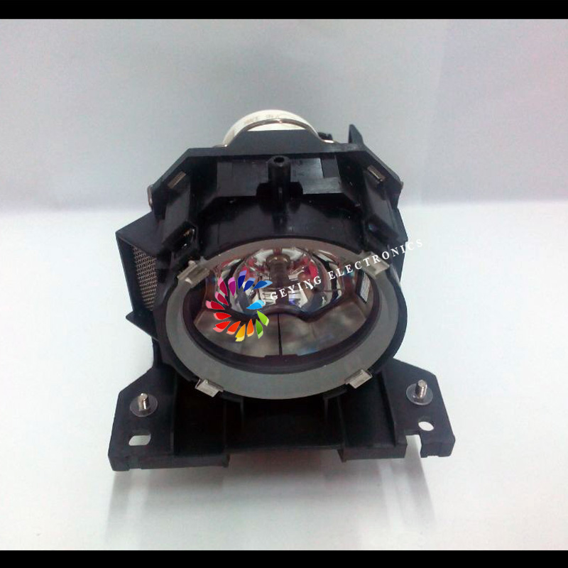 Original projector lamp with housing DT00771 NSH285W for CP-X605 CP-X505 CP-6600 CP-6800 CP-X608 CP-7000X replacement projector lamp dt00771 for hitachi cp x505 cp x605 cp x608 cp x600 hcp 7000x hcp 6600x hcp 6600 hcp 6800x happybate