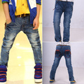 kids jeans,children's clothing,children pants,boys jeans,boys wild,baby & kids jeans, zipper children's jeans,new Korean version