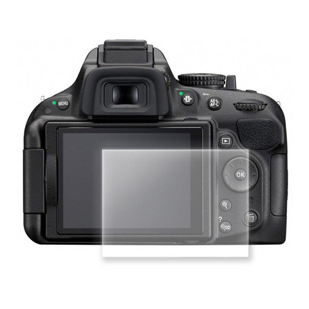 8H Anti Scratch Screen Protector For Canon 70D 700D 6D 5DII 60D 600D 650D Camera Toughened