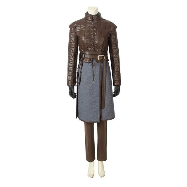 Arya Stark Costume for Cosplay 3