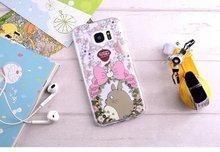 Phone Case with Japanese Cartoon for Samsung Galaxy S7 Edge/ S7