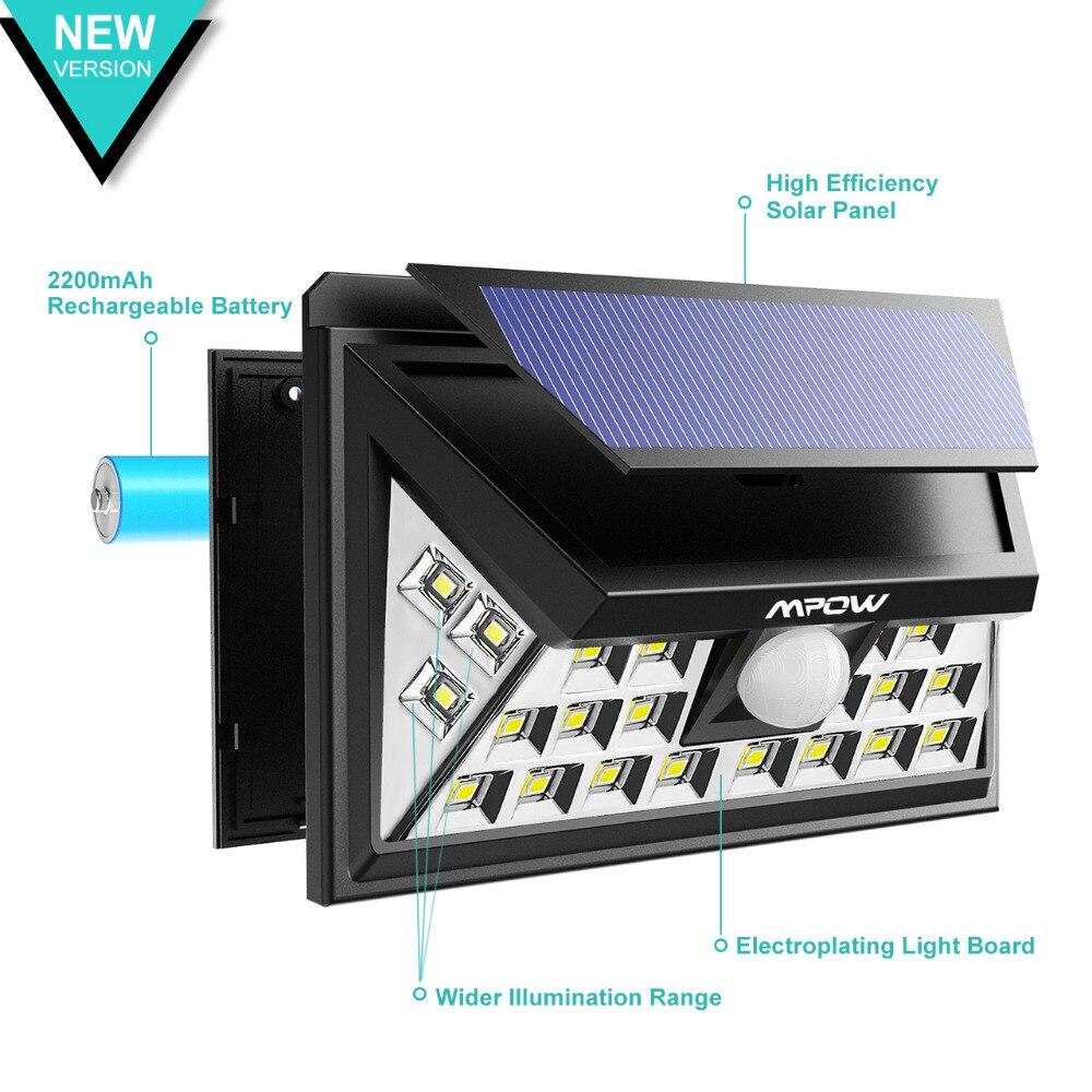 Mpow 24 LED Solar Lamp (4)