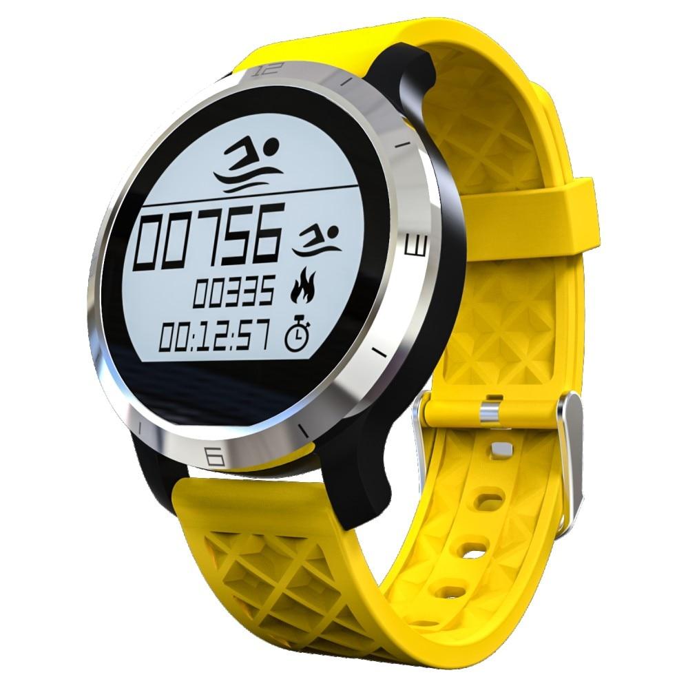 Smart Watch Swimming Heart Rate Monitor Waterproof ...