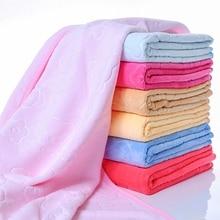 Детские банные полотенца большого размера, детское банное полотенце из ультратонкого волокна, мультяшное банное полотенце с принтом, многоцелевое банное полотенце