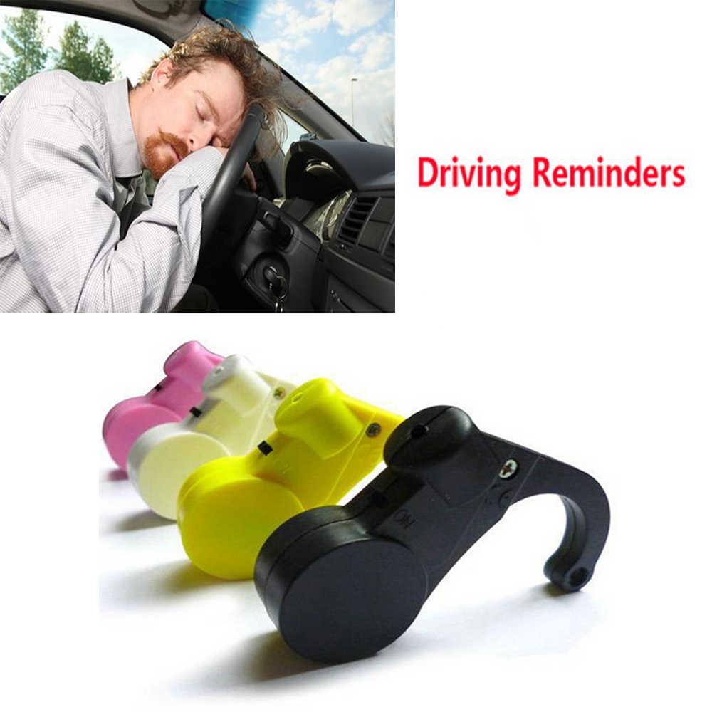 Mobil Aman Perangkat Anti Tidur Mengantuk Alarm Alert Mengantuk Pengingat untuk Pengemudi Mobil untuk Tetap Terjaga Aksesoris Mobil