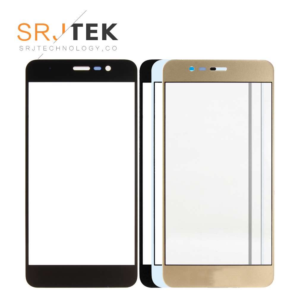 SRJTEK For <font><b>ASUS</b></font> <font><b>Zenfone</b></font> <font><b>3</b></font> <font><b>Max</b></font> <font><b>ZC520TL</b></font> X008D Outer Glass (not Touch <font><b>Screen</b></font> Digitizer) <font><b>ZC520TL</b></font> X008D Glass Panel <font><b>Replacement</b></font> Parts image