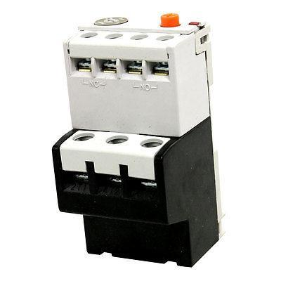 2.5-4A Setting Range Three Phase 2NO 2NC Thermal Overload Relay браслет quelle exclaim 1026941