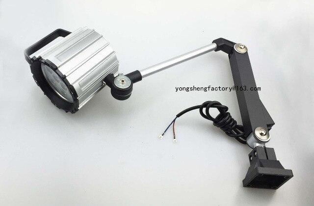 Lampen En Licht : Lange arm fÜhrte maschine lampe licht industrie gefÜhrt