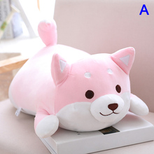 Adorable Fat Shiba Inu Dog Plush Toy Stuffed Soft Kawaii Animal Cartoon Pillow 30/45/50CM Hot Sale