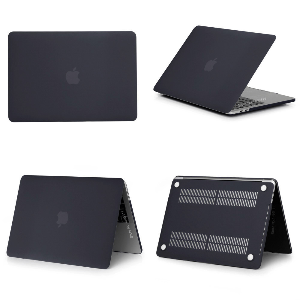 New laptop Case For APPle MacBook Air Pro Retina 11 12 13 15 16 mac Book 15.4 13.3 inch with Touch Bar Sleeve + Keyboard Cover 2