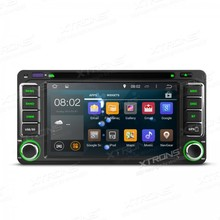 6.2″Android 4.4.4 KitKat Quad Core Multi-touch Screen Car DVD Player Custom Fit for Toyota with Screen Mirroring Function&OBD2