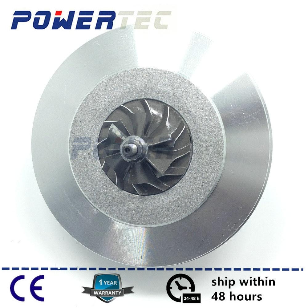 Vehicle turbine core GT1544V balanced turbo cartridge CHRA for Peugeot 206 207 307 407 / 1.6 HDI 109HP DV6TED4 2004- 9650764480 peugeot 307 1 6 hdi