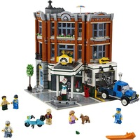 New 2019 Leoing City Corner Garage Set 10264 Assemblage 2569Pcs Action Building Kit for Kids Blocks Bricks Building Model Toys