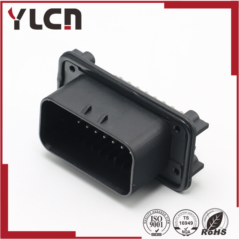 Free Shipping 23 Pin male waterproof Automotive Housing Electrical Connector 770669-1Free Shipping 23 Pin male waterproof Automotive Housing Electrical Connector 770669-1