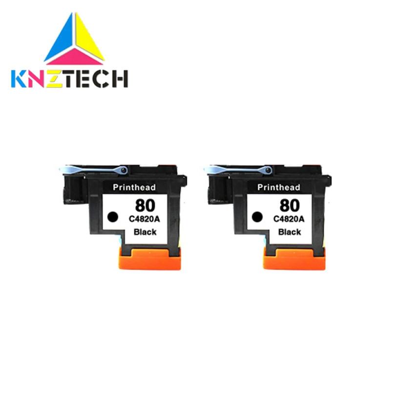 Black For C4820A Hp80 Printhead Compatible For Hp 80 Print Head Designjet 1000 1000plus
