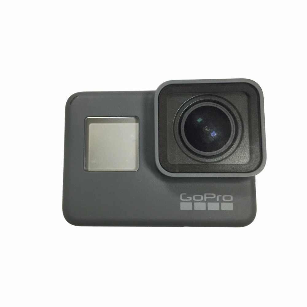 أوربمارت كاميرا واقية عدسة استبدال غطاء بديل ل Gopro بطل 5 6 7 الأسود الذهاب برو 5 غطاء وقائي