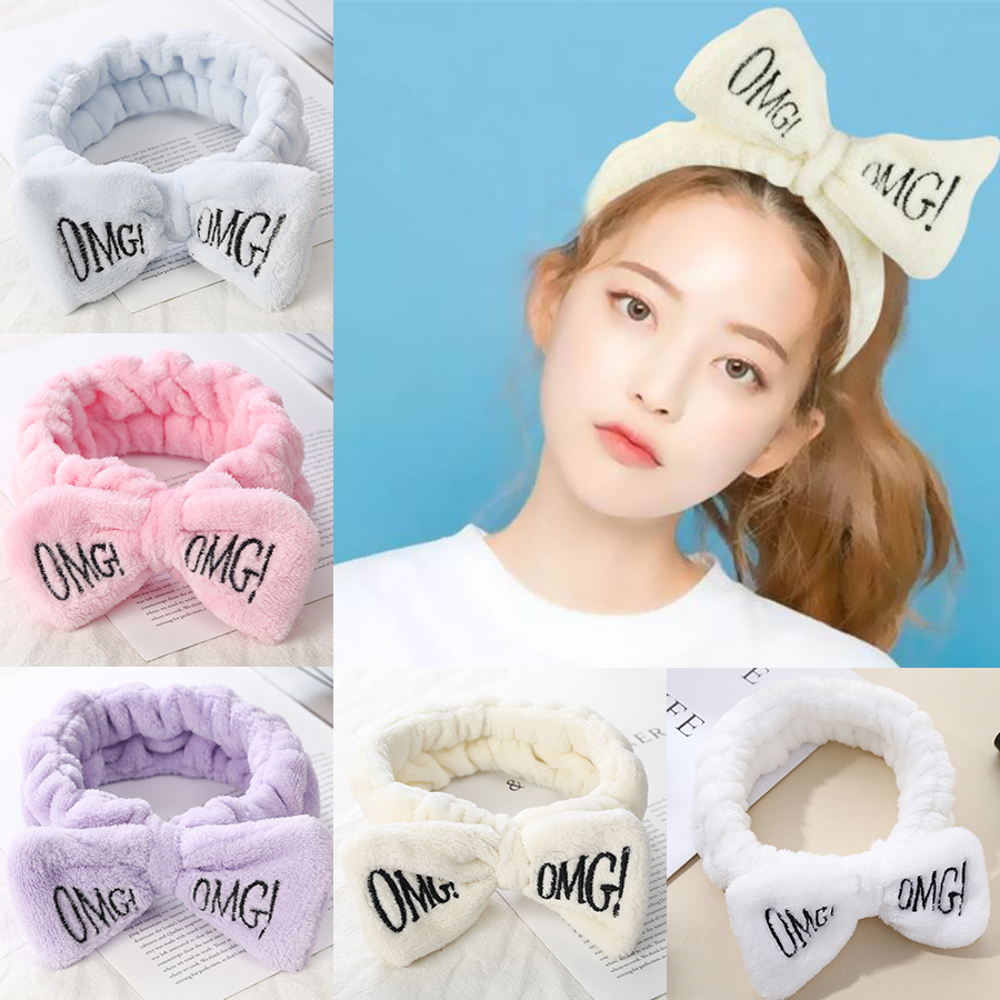 New Hair Accessories Letter