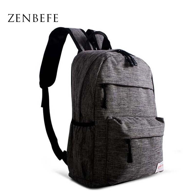 Zenbefe Small Backpack Fashion Cute Backpacks Travel Backpack Multifunction Backpacks School Bag For Teenage Unisex Bag Rucksack