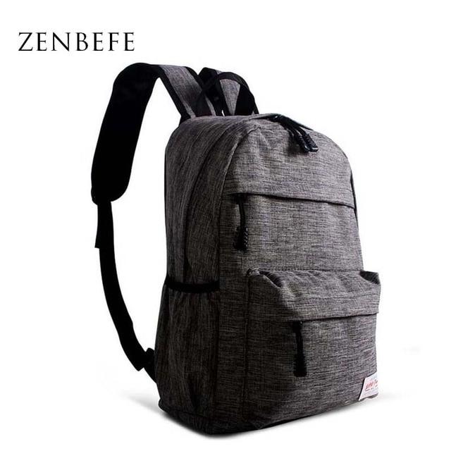 82f92f8ebb4c8 Zenbefe mały plecak moda śliczne plecaki turystyczne plecak wielofunkcyjne torby  plecaki szkolne dla nastolatków unisex torba