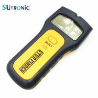 TS79 Quality 3 In 1 Wire Metal Wood Detectors Stud Finder Wall Scanner AC Voltage Live Wire Detect behind Wall LCD Display