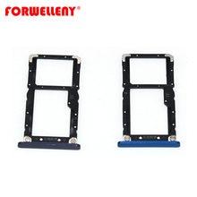 Für xiaomi mi 8 mi 8 lite Sim Karte Halter Slot Tray Ersatz Adapter schwarz blau
