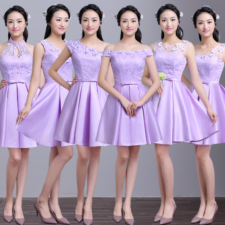 Fantástico Vestidos De Dama Adolescentes Ideas Ornamento Elaboración ...