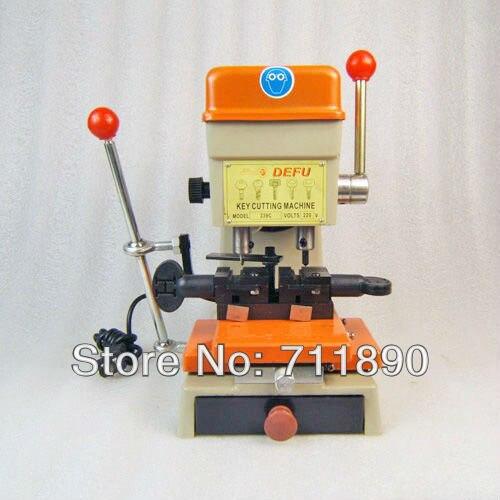 339C Car and House Door Key Cutting Copy Duplicating Machine Vertical Locksmith tools