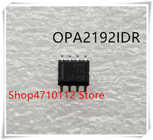 NEW 10PCS/LOT OPA2192IDR OPA2192ID OPA2192 MARKING 2192 SOP-8  IC