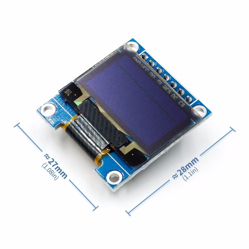 0.96 inch IIC SPI Serial 128X64 OLED Display Module I2C LCD Screen Board 0.96 SSD1306 for Arduino/stm32/51