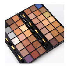 Make up Professional 21 Color Eyeshadow Palette Earth Natural Shimmer Matte Maquiagem Beauty Makeup Set With Mirror Eyes Brushes