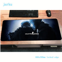 High-end csgo mouse pad 800x300x3mm mouse mat Gorgeous laptop padmouse
