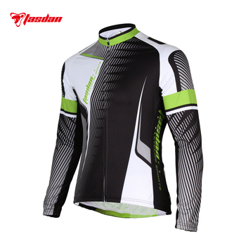 Tasdan Cycling Wear Cycling Clothes Cycling Jersey Mens Cycling Clothing Long Sleeve Road Bike Gear Sportswear Clothing