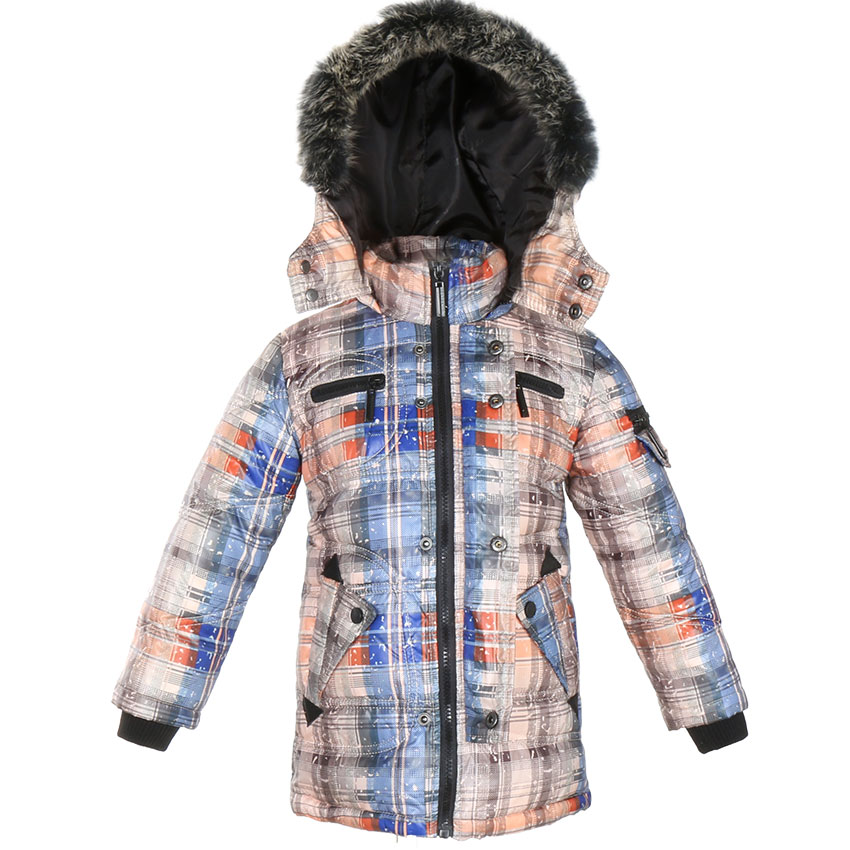 Duck down jaket for boys DJ5A016-D1