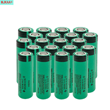 цена на High Quality NCR 18650B 3.7 v 3400 mah Lithium Rechargeable Battery For Flashlight batteries