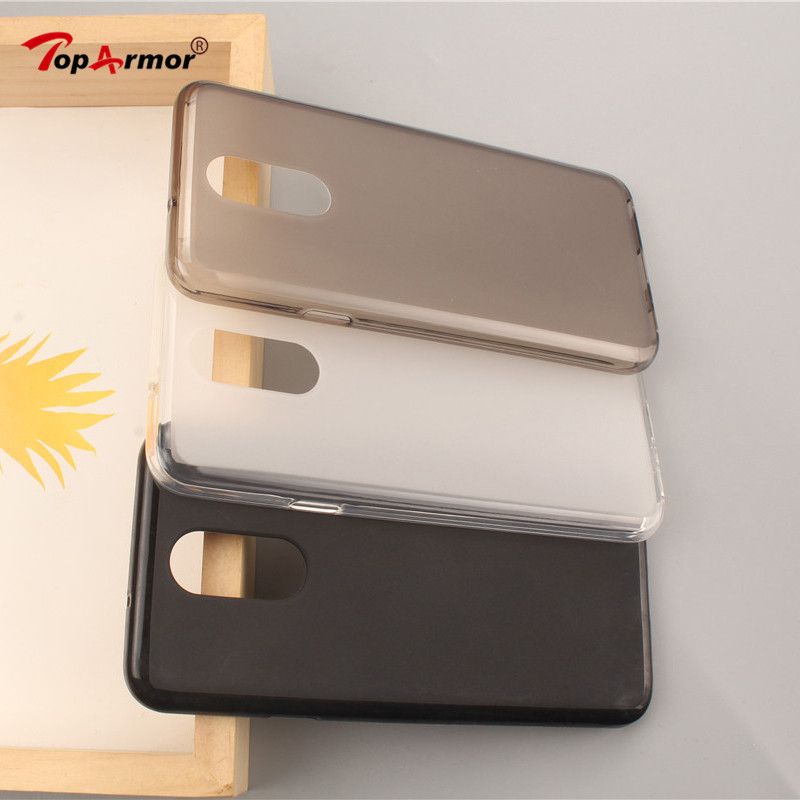 Luxury Soft TPU Silicone Cover For LG Q7 Q7 Plus Back Phone Case High-quality Ca