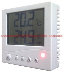 Sala komputerowa, magazyn, RS485 sieci czujnik temperatury i wilgotności, temperatury i wilgotności
