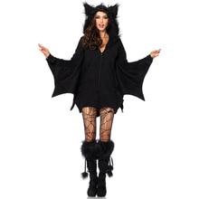 a27c9ccf435 LuckBN 4XL Plus Size Halloween Women Batman Costume Cosplay Masquerade Mini  Dresses