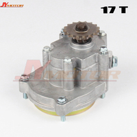 11 13 14 15 17 19 20 25 Tooth 25H T8F Transmission Gear box For 33cc 43cc 49cc 52cc Ty Rod II Go Kart Quad Scooter