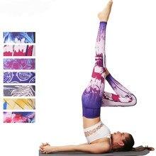 2018 Imprimé Fitness Leggings Taille Haute Femmes Pantalon De Yoga  Élastique Sport Leggings D entraînement c244a3fe7c1