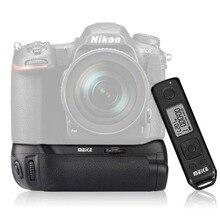 MEKE Meike MK-D500 Pro power pack Встроенный пульт дистанционного управления FSK 2,4 ГГц для камеры Nikon D500