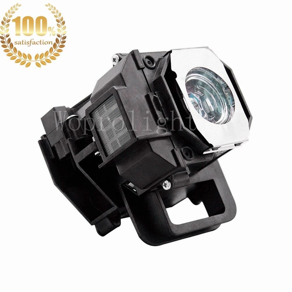 Lampe de rechange de qualité OEM Woprolight ELPLP49 / V13H010L49 - Accueil audio et vidéo - Photo 2