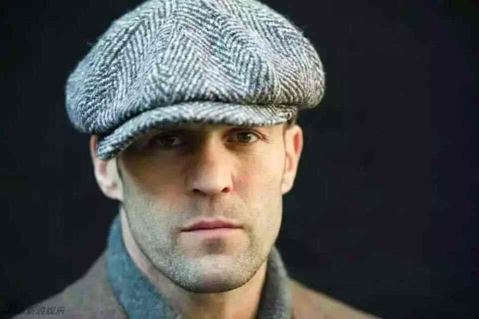 73f8b72a ... Men's Cap For New Newsboy Caps Movie Star Retro Driving Men Wool Fleece  Hat Mens Autumn ...